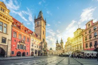Praga i Morawski Kras