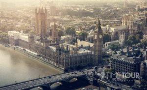 Wycieczka firmowa do Londynu - Pałac Westminister