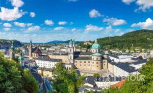 Wycieczka firmowa do Salzburga