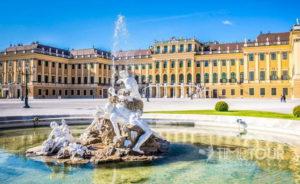 Wycieczka firmowa do Wiednia - Pałac Schönbrunn