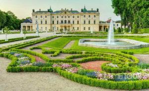 Wycieczka firmowa do Białegostoku - Pałac Branickich i ogrody