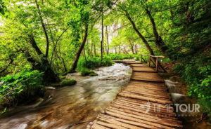 Wycieczka firmowa do Chorwacji - Park Narodowy Jezior Plitwickich