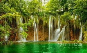 Wycieczka firmowa do Chorwacji - Jeziora Plitwickie