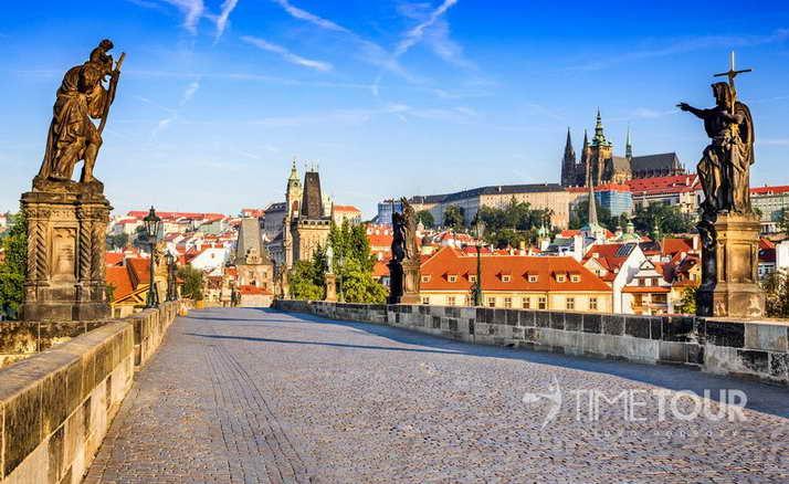 Wycieczka firmowa do Pragi - Most Karola