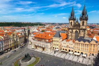 PRAGA i okolice