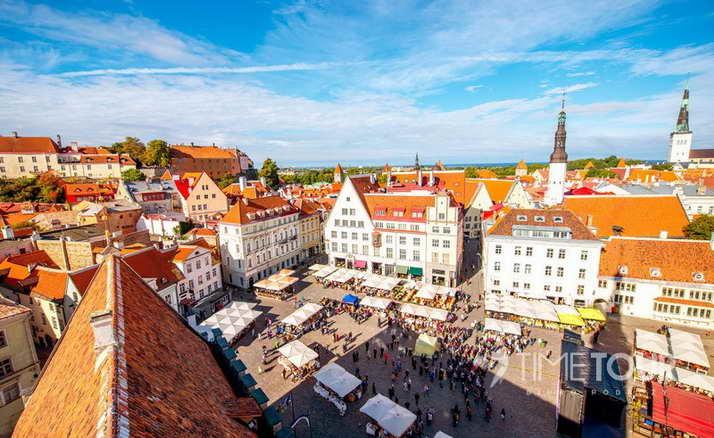 Wycieczka firmowa do Tallina - Stare Miasto