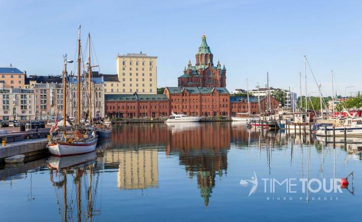 Wycieczka firmowa do Helsinek - Sobór Uspieński