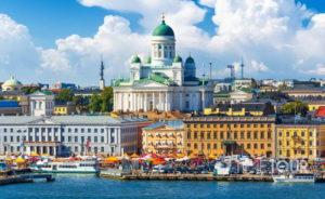 Wycieczka firmowa do Helsinek - katedra, Pałac Prezydencki i targ rybny