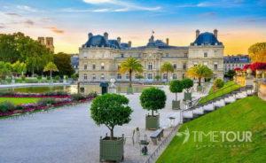 Wycieczka firmowa do Wersalu - ogrody pałacowe