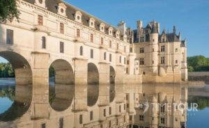 Wycieczka firmowa do Francji - Zamki nad Loarą, Zamek Chenonceau