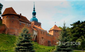 Wycieczka firmowa do Fromborka - wzgórze katedralne