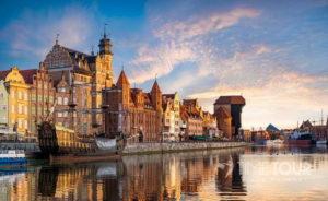 Wycieczka firmowa do Gdańska - Motława i Długie Pobrzeże
