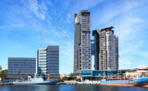 Wycieczka firmowa do Gdyni - Sea Towers