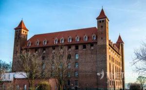 Wycieczka firmowa do Gniewa - Zamek w Gniewie