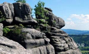Wycieczka firmowa w Góry Stołowe - Szczeliniec Wielki