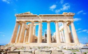 Wycieczka firmowa do Grecji - Akropol w Atenach