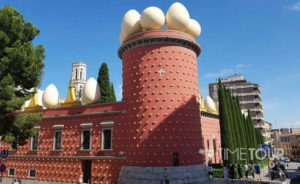 Wycieczka firmowa do Hiszpanii - Muzeum Salvadora Dali w Figueres