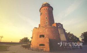 Wycieczka firmowa do Kołobrzegu - latarnia morska