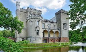 Wycieczka firmowa do Wielkopolski - Zamek w Kórniku