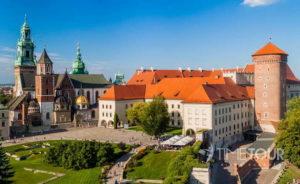 Wycieczka firmowa do Krakowa - Wzgórze Wawelskie