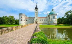 Wycieczka firmowa do Krasiczyna - Zamek w Krasiczynie