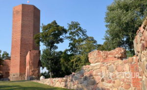 Wycieczka firmowa Szlakiem Piastowskim do Kruszwicy - mysia wieża