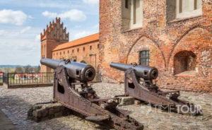 Wycieczka firmowa do Kwidzyna - Zamek w Kwidzynie
