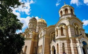 Wycieczka firmowa do Rygi - cerkiew