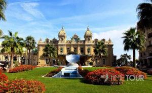 Wycieczka firmowa do Monaco - kasyno w Monte Carlo