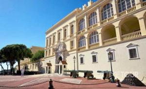 Wycieczka firmowa do Monaco - Pałac Grimaldich