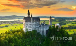 Wycieczka firmowa do Bawarii - Neuschanstein