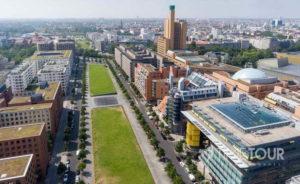 Wycieczka firmowa do Berlina - Fontane platz i Arcaden