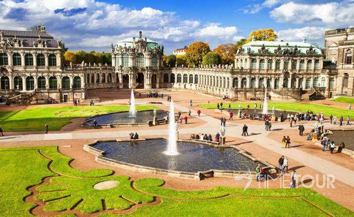 Wycieczka firmowa do Drezna - Zwinger