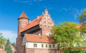 Wycieczka firmowa do Olsztyna - zamek kapituły warmińskiej