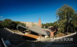 Wycieczka firmowa do Opola - amfiteatr