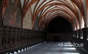 Wycieczka firmowa do Pelplina - wnętrza katedry