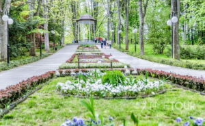 Wycieczka firmowa do Polanicy Zdroju - park uzdrowiskowy
