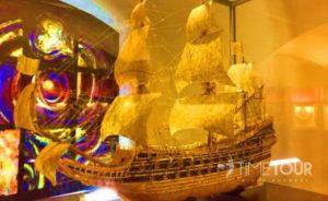 Wycieczka firmowa do Kaliningradu - Muzeum Bursztynu
