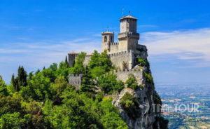 Wycieczka firmowa do San Marino
