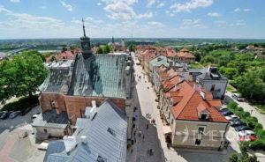 Wycieczka firmowa do Sandomierza - Stare Miasto