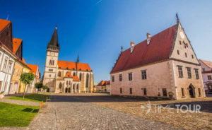 Wycieczka firmowa na Słowację - Bardejów