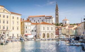 Wycieczka firmowa do Słowenii - Piran
