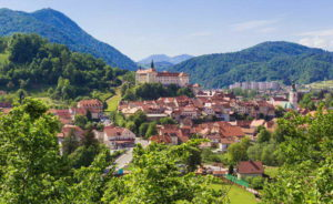 Wycieczka firmowa do Słoewnii - Skofja Loka