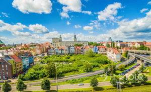 Wycieczka firmowa do Szczecina - zamek i stare miasto