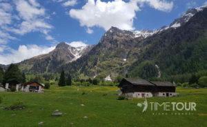 Wycieczka firmowa do Szwajcarii - krajobraz alpejski