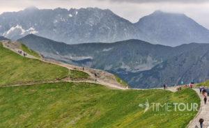 Wycieczka firmowa w Tatry