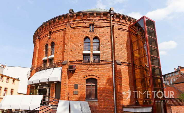 Wycieczka firmowa do Torunia - Planetarium