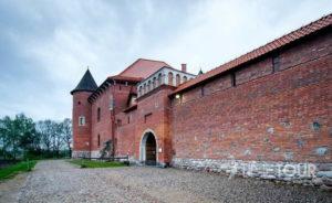 Wycieczka firmowa na Podlasie do Tykocina - zamek