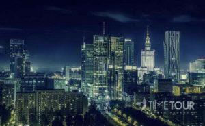 Wycieczka firmowa do Warszawy - panorama stolicy
