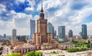Wycieczka firmowa do Warszawy - Pałac Kultury i Nauki